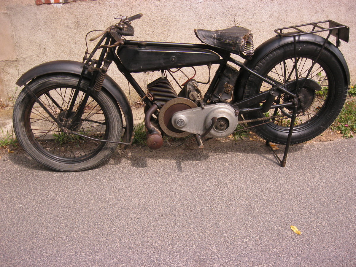 1926 TERROT 250 type F For Sale (picture 3 of 6)