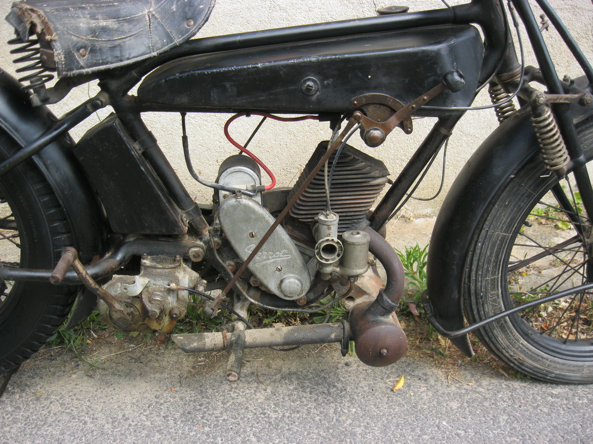 1926 TERROT 250 type F For Sale (picture 2 of 6)