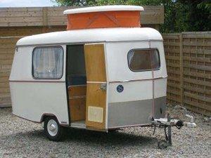 1967 Eriba Puck, Eriba Mobilehome, Eriba Caravan