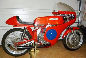 1966 Aermacchi 350 Ala d' Oro For Sale