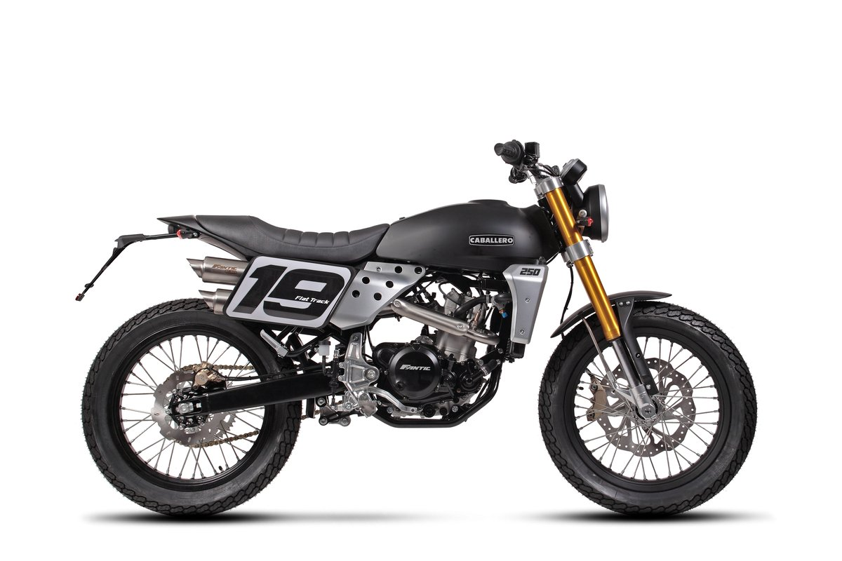 2020 Fantic Caballero 250cc Flat Track Brand New 0% Finance  For Sale (picture 1 of 6)