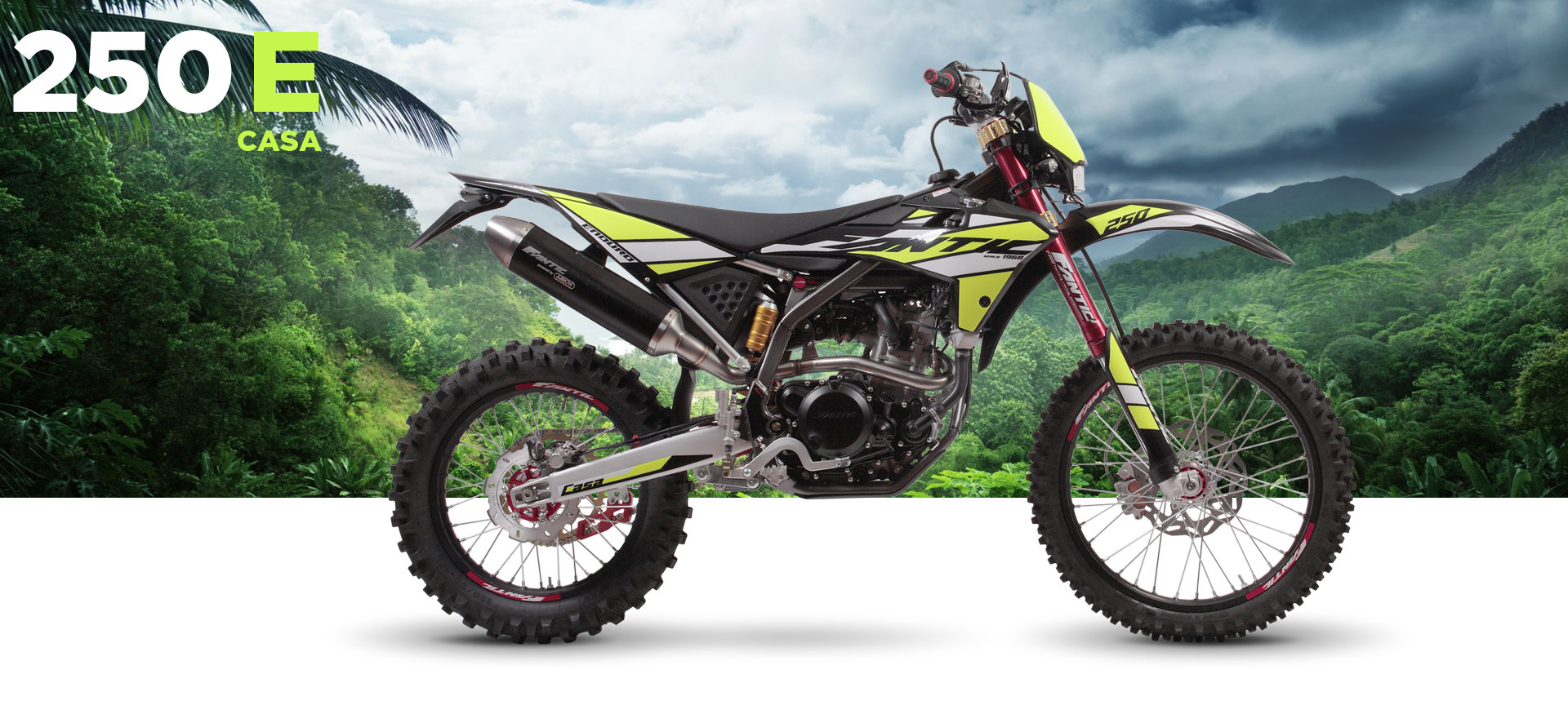 2020 Casa Enduro 250cc Brand New 0% Finance UK Delivery  For Sale (picture 4 of 4)