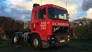 1990 ERF E10 Classic Tractor Unit For Sale