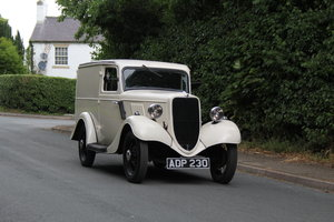 Picture of 1937 Fordson 5CWT Van SOLD