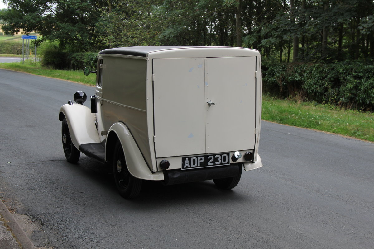 1937 Fordson 5CWT Van SOLD (picture 4 of 22)