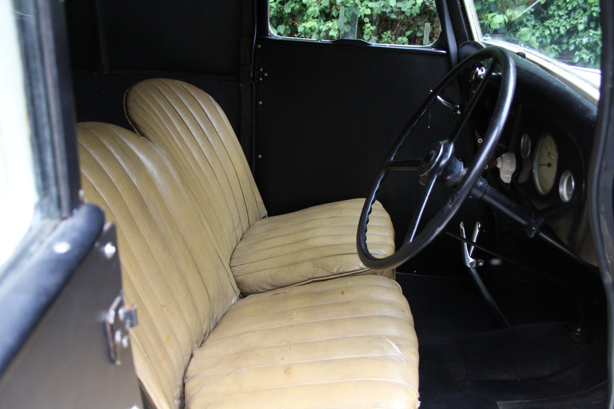 1937 Fordson 5CWT Van SOLD (picture 9 of 22)