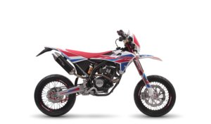 2019 Fantic Casa 125M Super Motard Brand New 0% Finance For Sale
