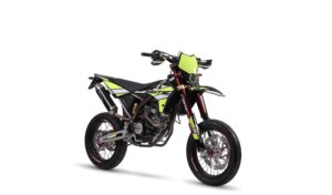 Fantic Casa 125M Super Motard Brand New 0% Finance