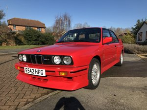 1988 BMW 3 series m3 evo no 190 out of 500 For Sale