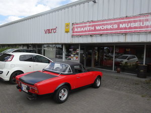 1972 Fiat 124 abarth For Sale