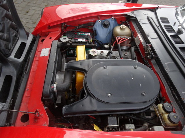 1972 Fiat 124 abarth For Sale (picture 6 of 6)