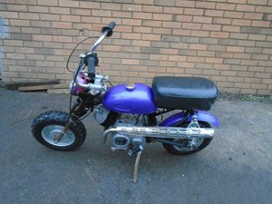 GEMINI SST 50 MINI BIKE (1970) MET PURPLE! For Sale
