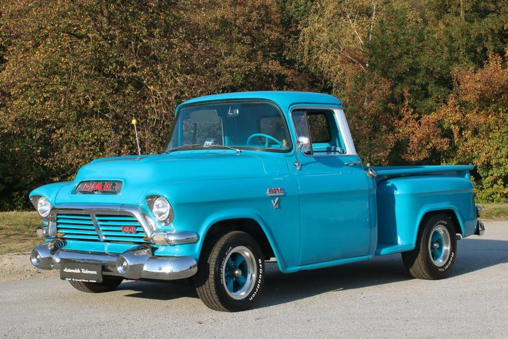 GMC 100 Pickup 1957 For Sale (picture 1 of 6)