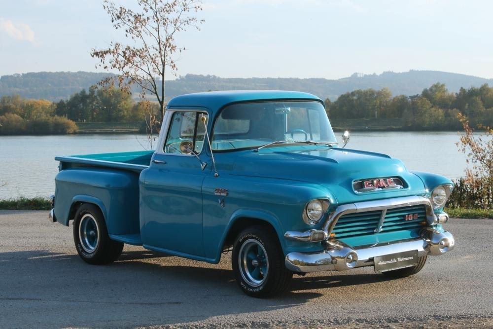 GMC 100 Pickup 1957 For Sale (picture 2 of 6)