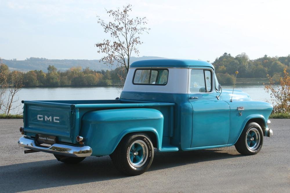 GMC 100 Pickup 1957 For Sale (picture 3 of 6)