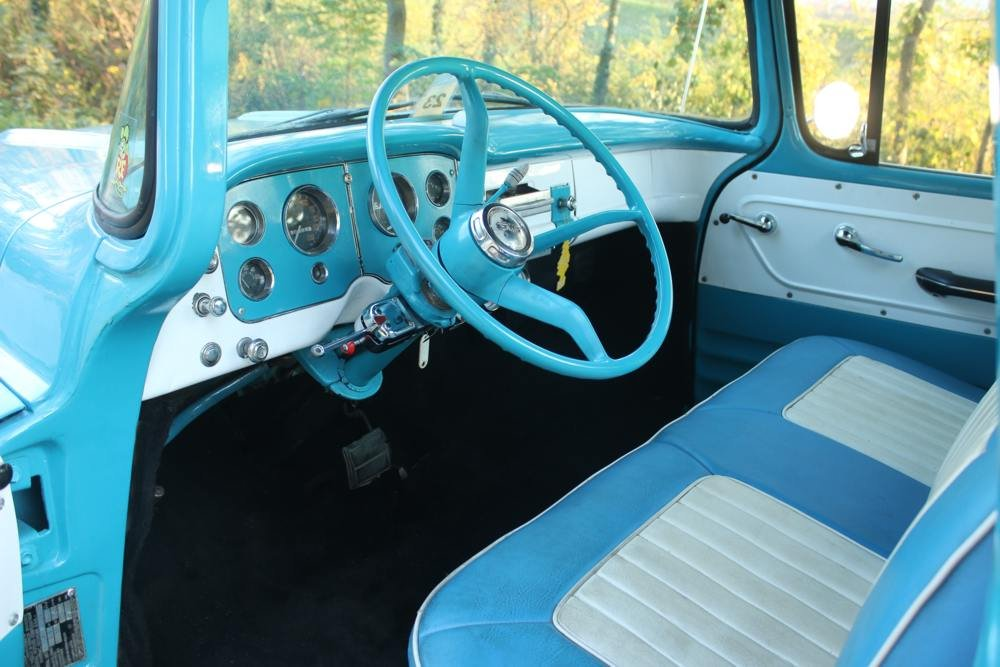 GMC 100 Pickup 1957 For Sale (picture 5 of 6)