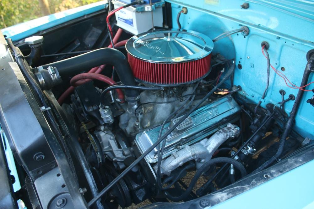 GMC 100 Pickup 1957 For Sale (picture 6 of 6)