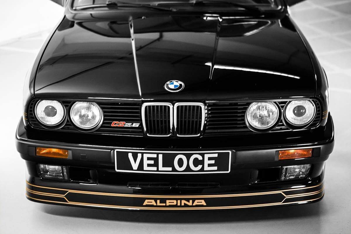 1986  Alpina C2 2.5 E30 extremely rare  For Sale (picture 7 of 24)