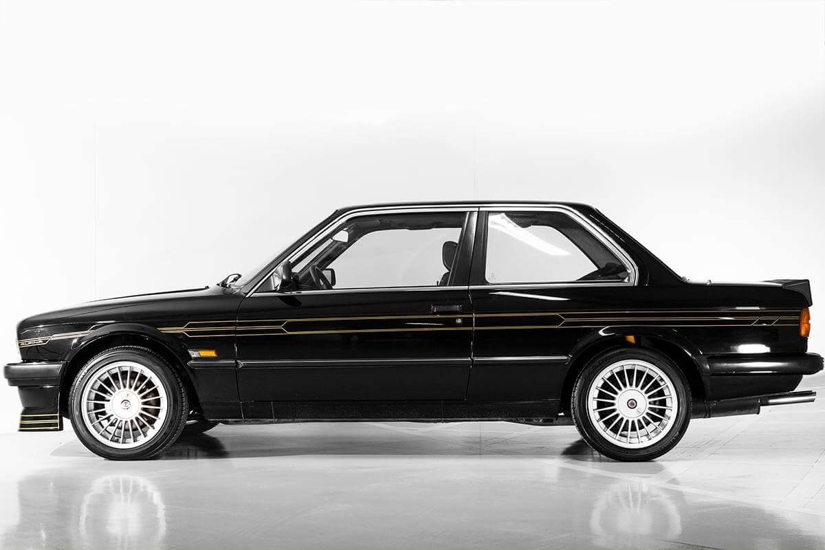 1986  Alpina C2 2.5 E30 extremely rare  For Sale (picture 10 of 24)