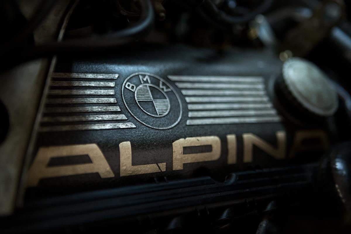 1986  Alpina C2 2.5 E30  SOLD (picture 13 of 24)