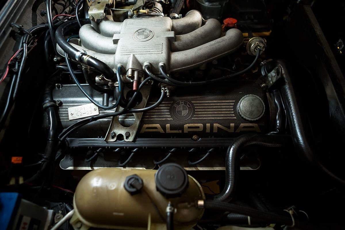 1986  Alpina C2 2.5 E30  SOLD (picture 14 of 24)