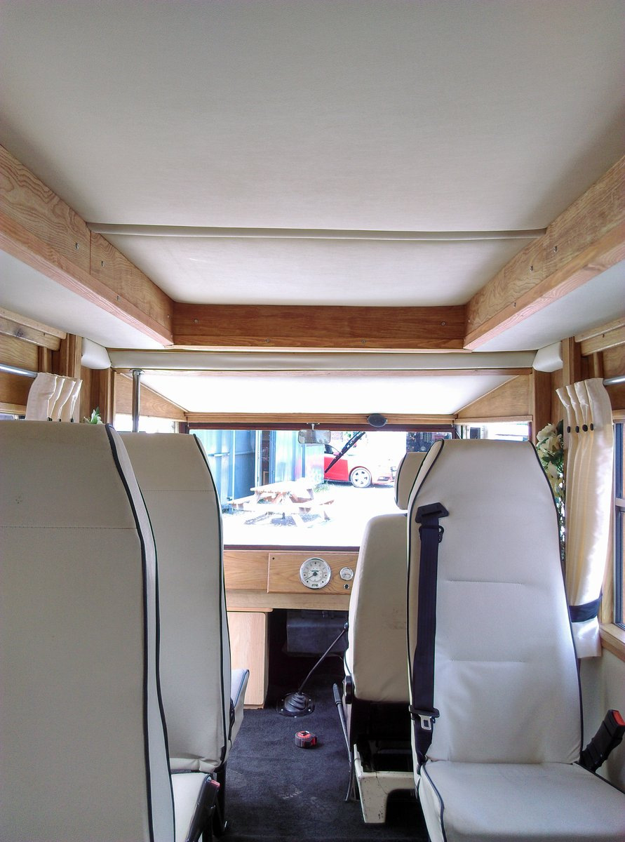 1983 Asquith 8 seater wedding bus SOLD (picture 4 of 6)