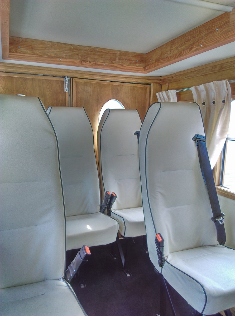 1983 Asquith 8 seater wedding bus SOLD (picture 5 of 6)