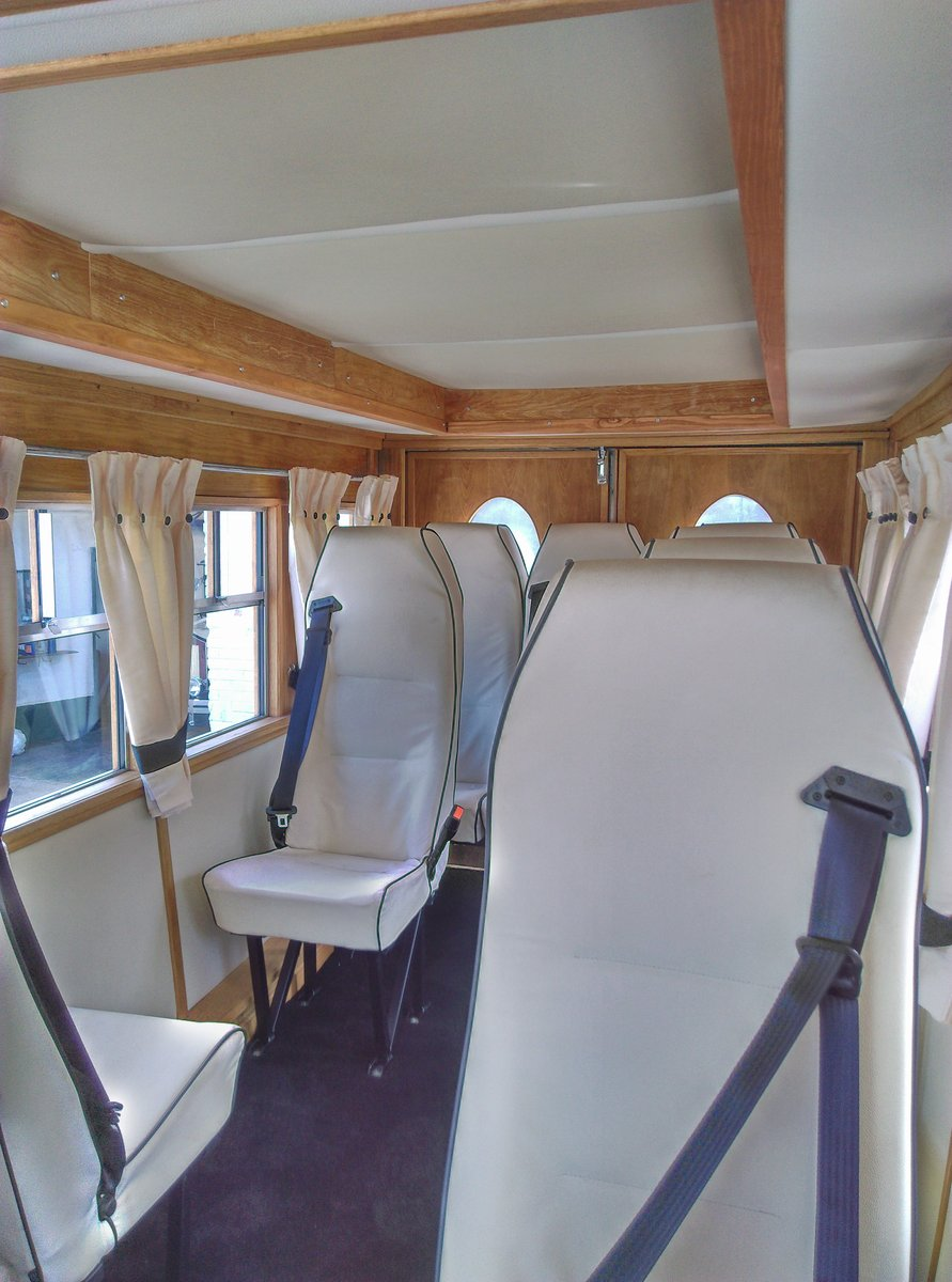 1983 Asquith 8 seater wedding bus SOLD (picture 6 of 6)