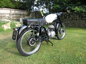 Lot 125- A 1959 Moto Prilla 125 Super Sport - 10/08/2019 For Sale by Auction