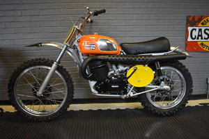 Lot 161 - A 1973 Husqvarna 400 Cross - 10/08/2019 SOLD by Auction