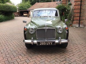 1960 Rover P4 For Sale
