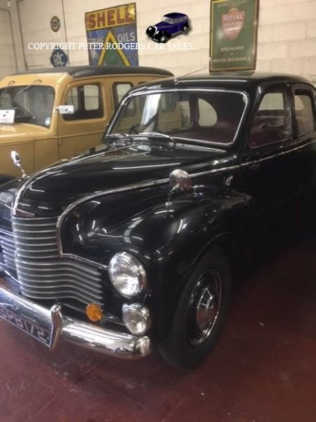 1952 Jowett Javelin For Sale (picture 1 of 4)