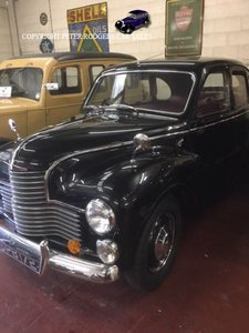 1952 Jowett Javelin For Sale