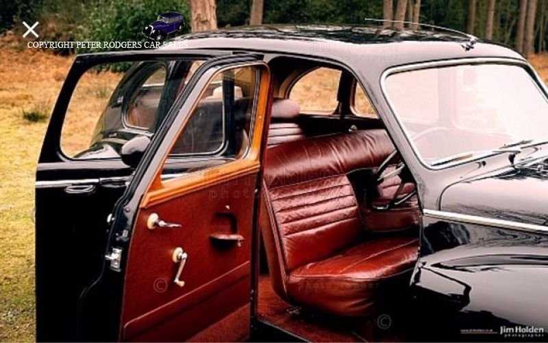 1952 Jowett Javelin For Sale (picture 4 of 4)