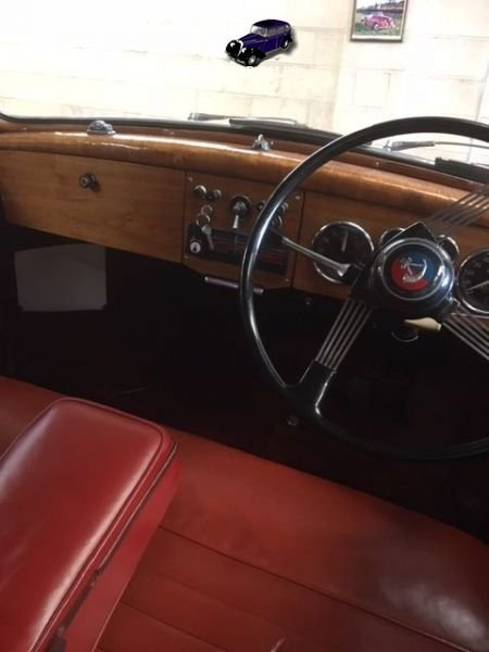 1952 Jowett Javelin Deluxe For Sale (picture 3 of 3)