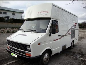 1985 AUTONEGOZIO IVECO DAILY 351032 For Sale