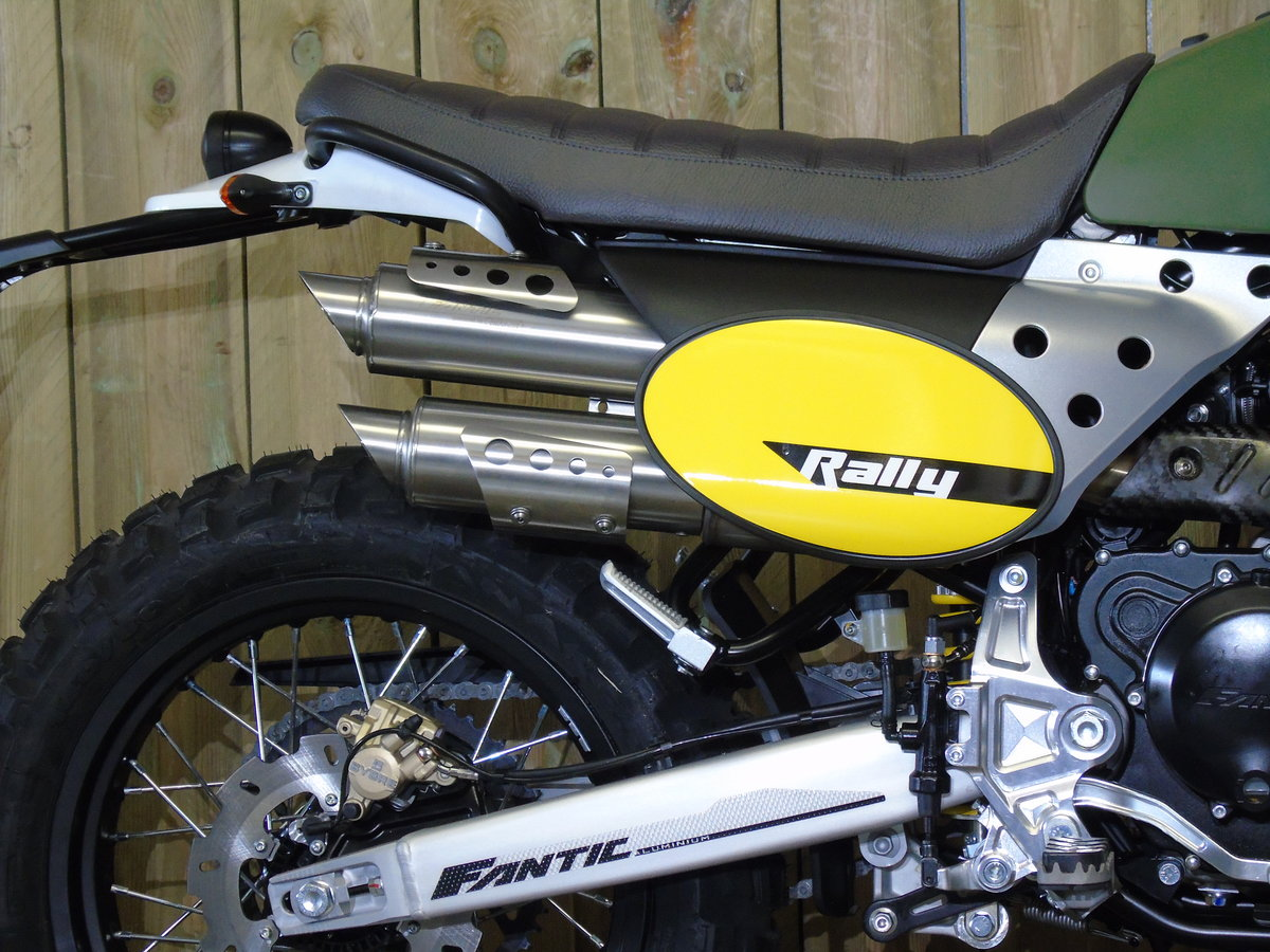 2020 Fantic Caballero Rally 500cc 0% Finance For Sale (picture 3 of 6)