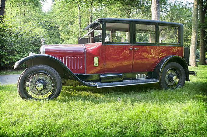 1925 Minerva AD25 Limo fully restored For Sale (picture 2 of 4)