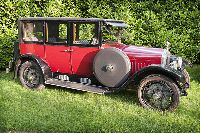 1925 Minerva AD25 Limo fully restored For Sale (picture 3 of 4)