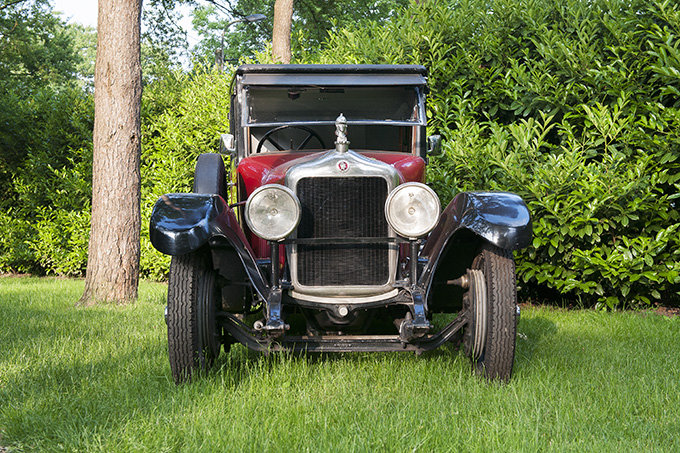 1925 Minerva AD25 Limo fully restored For Sale (picture 4 of 4)