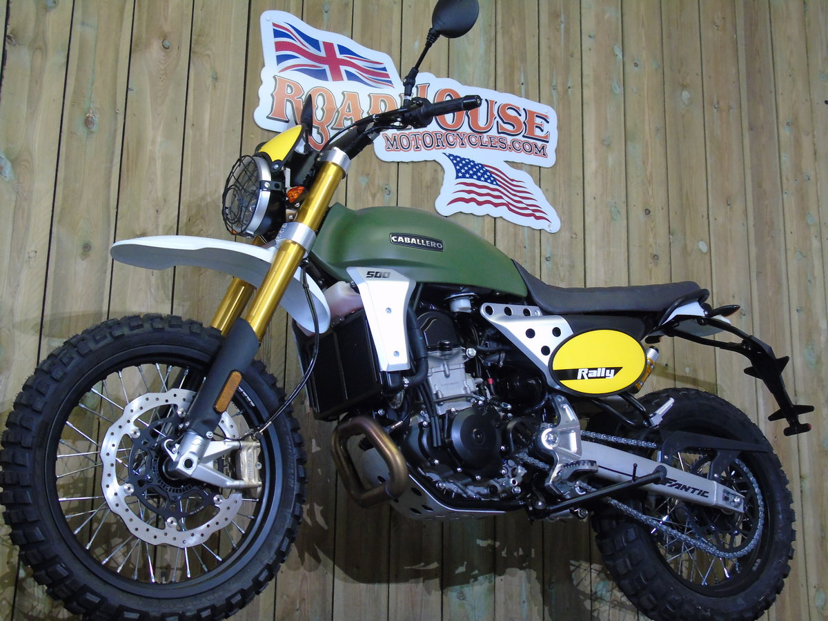 2020 Fantic Caballero Rally 500cc 0% Finance For Sale (picture 6 of 6)