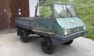 1969 Steyr Puch Haflinger 4X4 For Sale