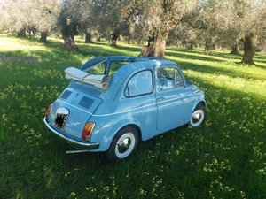1970 500 F spiaggina - delivery included SOLD