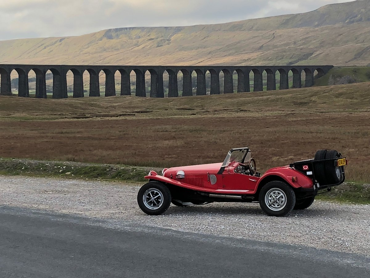 1984 Marlin Roadster SWB, 1800cc, trials modified SOLD (picture 1 of 6)
