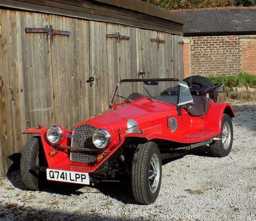 1984 Marlin Roadster SWB, 1800cc, trials modified SOLD (picture 2 of 6)
