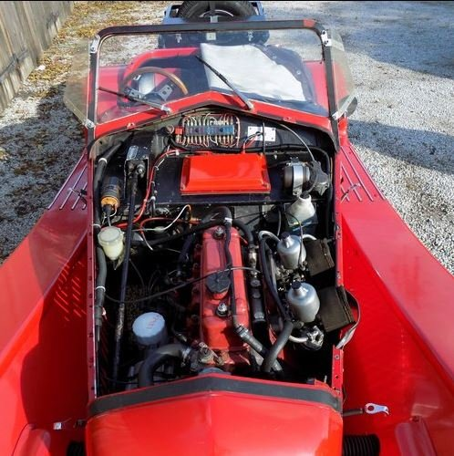1984 Marlin Roadster SWB, 1800cc, trials modified SOLD (picture 5 of 6)