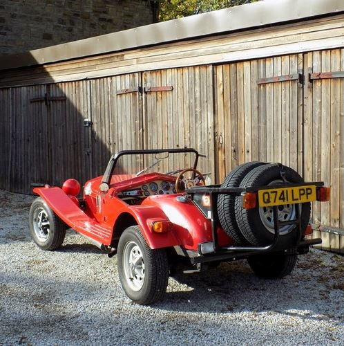 1984 Marlin Roadster SWB, 1800cc, trials modified SOLD (picture 6 of 6)
