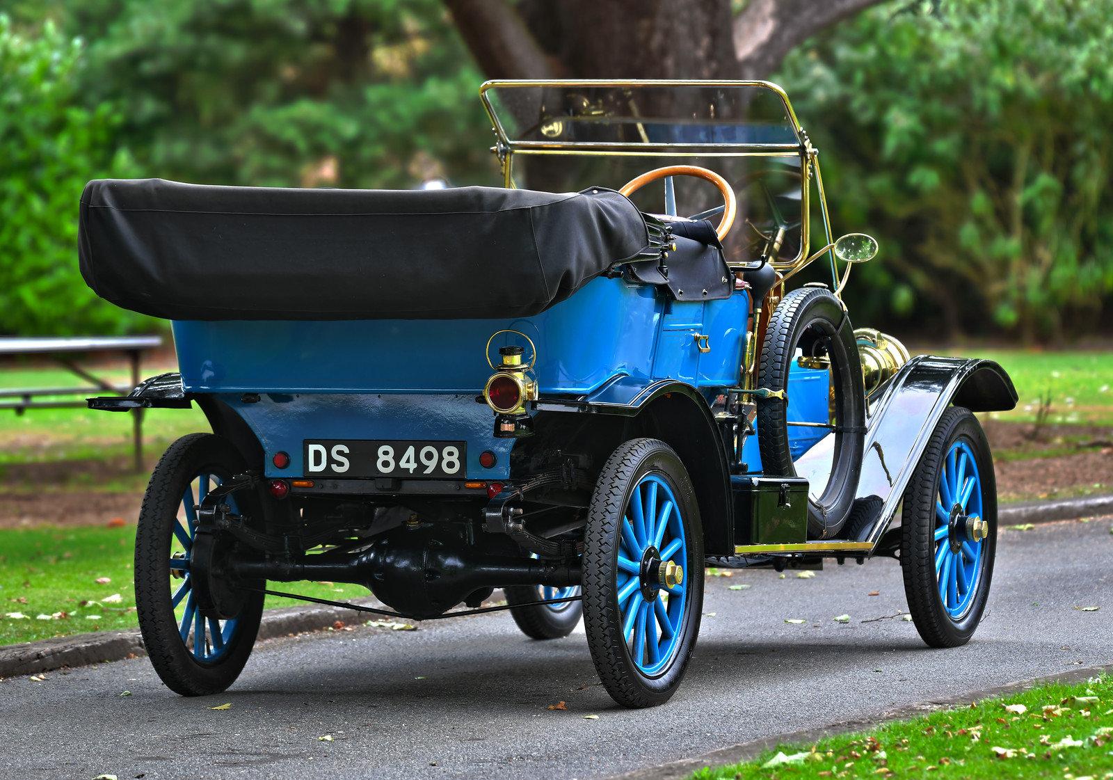 1910 EMF 30hp Rois Des Belges Tourer For Sale (picture 2 of 6)