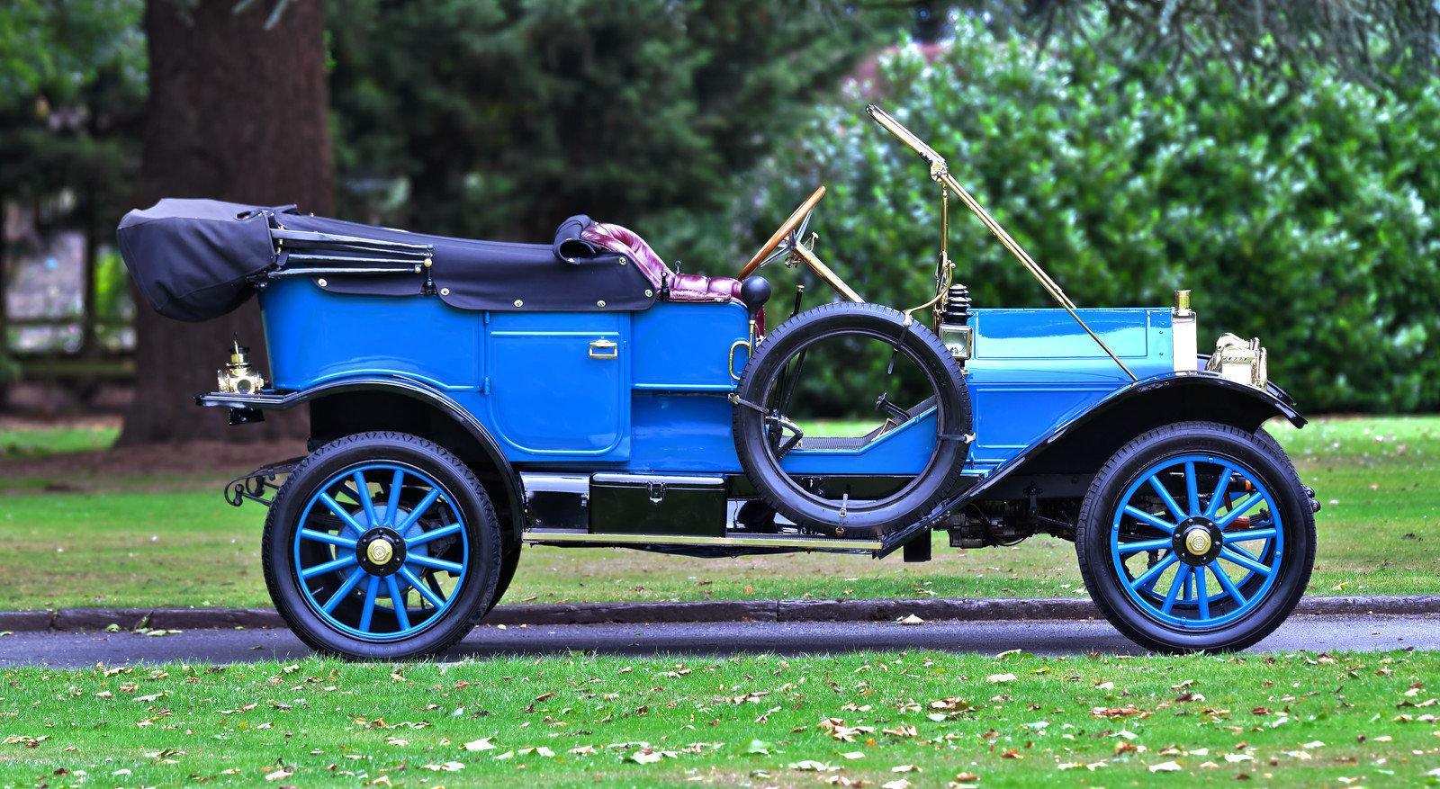 1910 EMF 30hp Rois Des Belges Tourer For Sale (picture 3 of 6)
