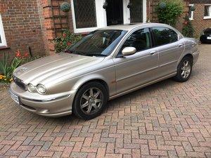 2002 Jaguar X Type V6 SE Auto For Sale